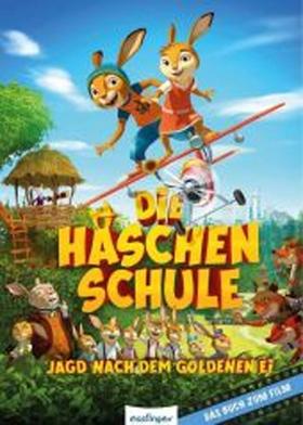Bild: Die Häschenschule - Vorlesen & Nähen ab der 3. Klasse