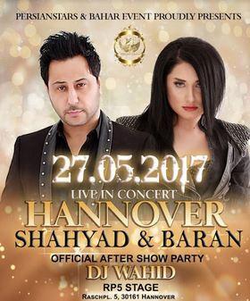 Bild: Shahyad & Baran - Live in Hannover