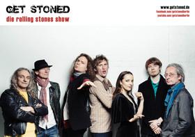 Bild: GET STONED - die rolling stones show - live in concert