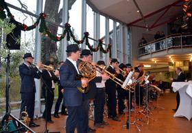Bild: Weihnachtskonzert - Musikschule Vicco von Bülow