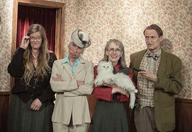 Bild: Laura und Lotte - Komödie von Peter Shaffer