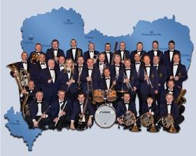 Bild: Open Air Konzert des Polizeiorchesters Sachsen