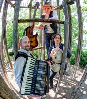 Bild: global shtetl band - New Yiddish World Music