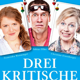 Bild: Drei Kritische - Preisgekröntes Kabarett aus Bayern