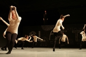 Bild: Batsheva – The Young Ensemble -