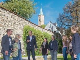 Bild: Ravensburger Moderne: eine neue Zeit mit Kino, Kaufhaus und Eisenbahn - Stadtführung