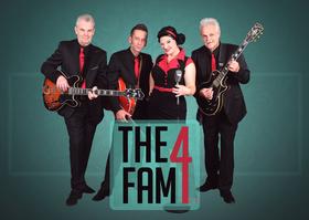 Bild: The Fam Four präsentieren Hits der 50er und 60er Jahre