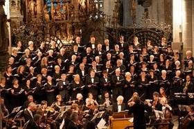 Bild: Johannes Brahms: Ein deutsches Requiem - Felix Mendelssohn Bartholdy: Psalm 42