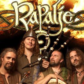 Bild: Rapalje - Folk-Nacht 2017