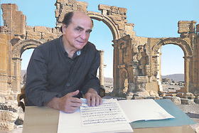 Bild: Die Toten Städte - Ein Oratorium über die Geschichte der ersten Christen in Syrien