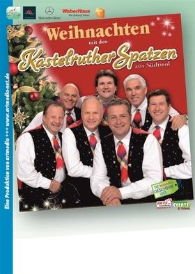 Bild: Weihnachten mit den Kastelruther Spatzen