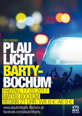PLAULICHT BARTY - die Party für Feuerwehr, Polizei, Hifsorganisationen, Mitarbeiter aus Krankenhäusern + Arztpraxen ...