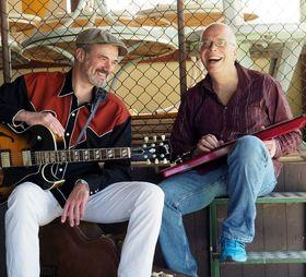 Bild: Fingerstyle und Lapsteel im Schnittpunkt zwischen Folk, Swing und Country - Fingerstyle und Lapsteel im Schnittpunkt zwischen Folk, Swing und Country