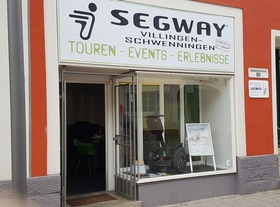 Kleine Segway-Citytour in Villingen-Schwenningen - Kleine Segway Citytour in Villingen-Schwenningen