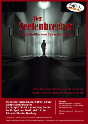 Bild: Der Seelenbrecher - Psychothriller von Sebastian Fitzek