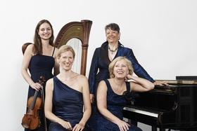 Bild: Ladies Classic Quartett - stimmgewaltig, virtuos, originell und charmant
