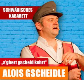 """Bild: Alois Gscheidle - """"s'ghert gscheid kehrt"""""""