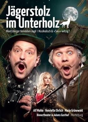 Bild: Jägerstolz im Unterholz - Moritzburger Komödien-Jagd