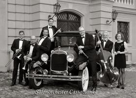 Bild: Salonorchester - CASSABLANKA
