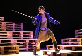 Bild: Die Jungfrau von Orleans - Theater der Altstadt