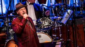 Bild: Paul Carrack & SWR Big Band und Strings - The Swinging Christmas Show