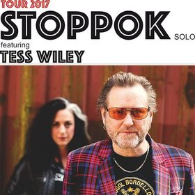 Bild: Stoppok Solo featuring Tess Wiley - Echter Klang statt Fake Noise!