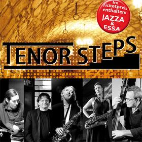 Bild: JAZZA & ESSA mit Tenor Steps