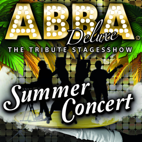 Bild: ABBA DELUXE - Die Tribute StageShow - Die Open Air Sommer Party!