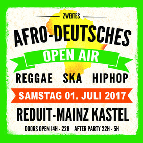 Bild: 2nd Afro Deutsches Open Air