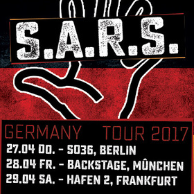 Bild: S.A.R.S. Germany Tour 2017 - LIVE in München