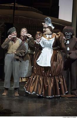 Bild: Hänsel und Gretel - Theater Krefeld Mönchengladbach