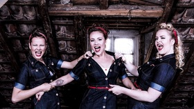Bild: The Silverettes - Diven, Sex & Rockabilly