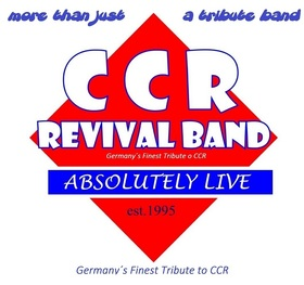 Bild: Germany´s Finest Tribute to CCR - A Night with the Songs of CCR and John C Fogerty