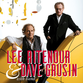Bild: LEE RITENOUR + DAVE GRUSIN & BAND - and Kinga Glyk