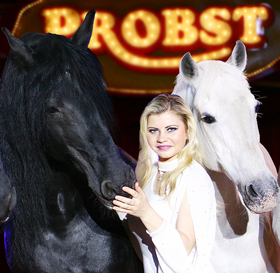 Bild: Circus Probst - Esens