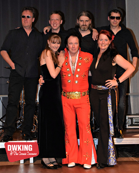 Bild: D.W.King and The Cosmic Crooners + Second Hand - Rock the Seventies