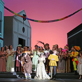 Bild: Kiss me, Kate - Anhaltisches Theater Dessau