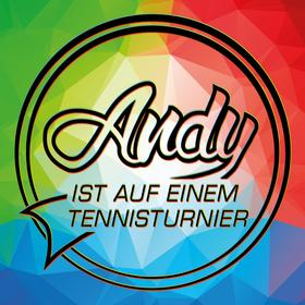 Bild: Andy ist auf einem Tennisturnier 2017 - Open Air Festival
