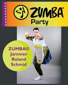 Bild: Zumba-Party