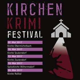 Bild: KirchenKrimiFestival 2017 - Beichtwürdig – Verbrechen im Zeichen des Kreuzes