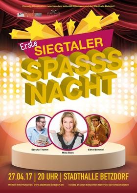 Bild: Siegtaler Spasss-Nacht