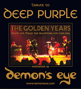 Bild: Demon`s Eye - Deep Purple Tribute Show