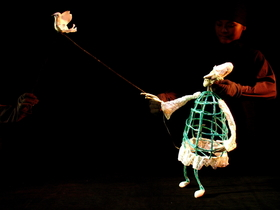 Bild: The Puppet and its Double Theatre - I Am Another Yourself