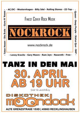 Bild: Tanz in den Mai! Live: Nockrock - Finest Cover Rock Music