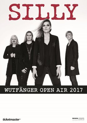 Bild: SILLY - Wutfänger Open Air 2017
