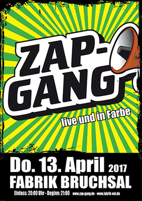 Bild: ZAP Gang - Queen Tribute Show