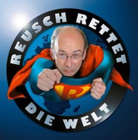 Bild: Stefan Reusch - Reusch rettet die Welt - oder: Das rote Fischförmchen