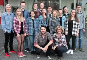Bild: Youngsters der Herborner Heimatspiele e.V.: