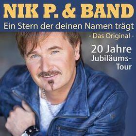 Bild: Nik P. & Band - 20 Jahre Jubiläumstour