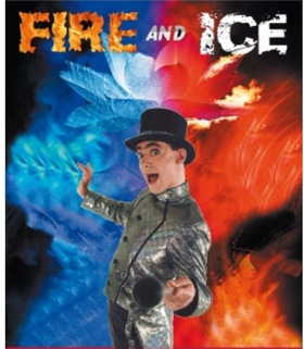 Bild: Wintershow 2017 Fire and Ice - Varieté Theater Pegasus